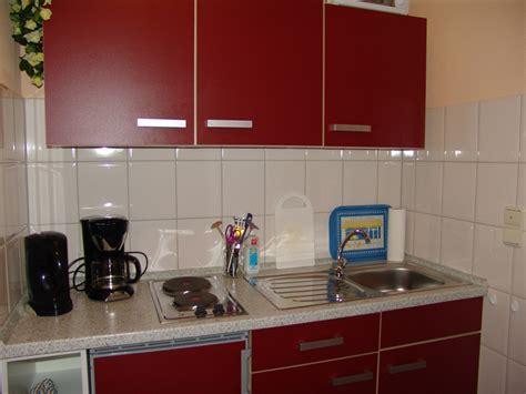 Küchenzeile Ferienwohnung F 195 188 R Ferien Mit Hund