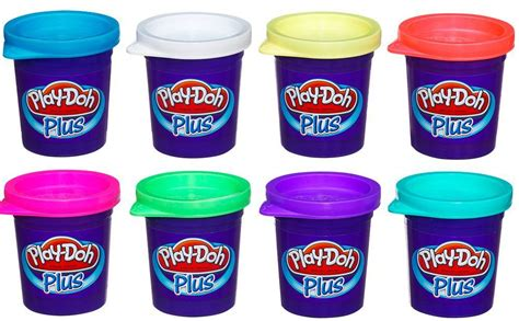 Play Doh Original how play doh plus adds to the