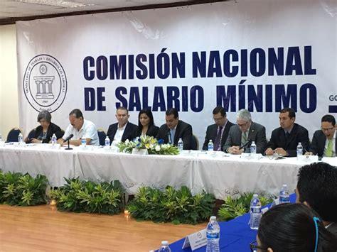 decreto nuevo salario minimo panama 2016 instalan comisi 243 n que definir 225 nuevo salario m 237 nimo en