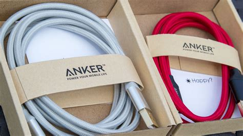 anker kabel 24 micro usb kabel von anker ugreen und co im
