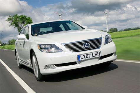 ls for less the best used luxury cars for less than 163 10k parkers