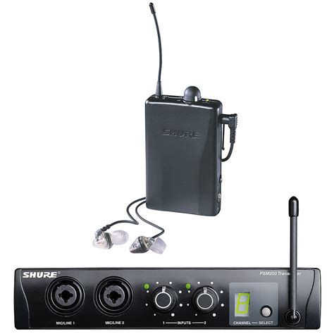 Harga Ear Monitor Shure Psm 200 shure psm 200 s5 171 in ear monitoring system