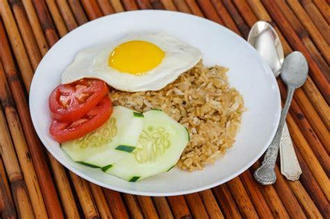 resep nasi goreng putih resepkokico
