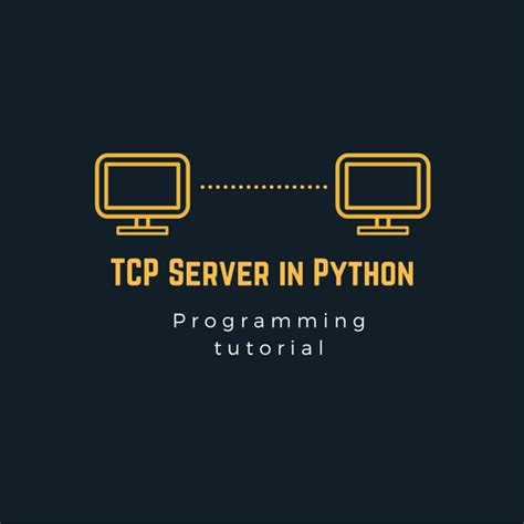 tutorial python socket implement a tcp server and client using socket class in python