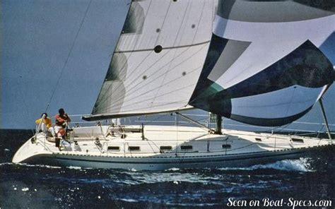 yacht keel first 45f5 wing keel b 233 n 233 teau sailboat specifications