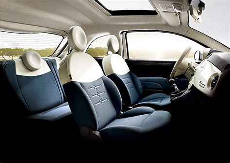 Fiat 500 Upholstery What Are The Differences Between The Pop Sport And Lounge