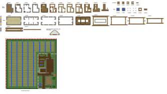 Farmhouse Blueprints Minecraft Farmhouse Blueprints Related Keywords
