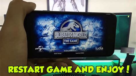 jurassic world game mod ios jurassic world the game hack get unlimited cash and