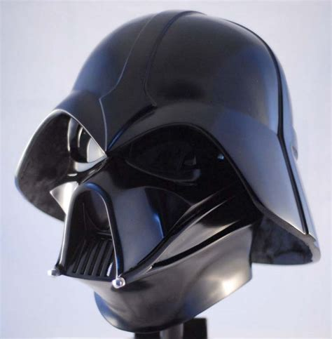 design darth vader helmet fan made mcquarrie concept darth vader