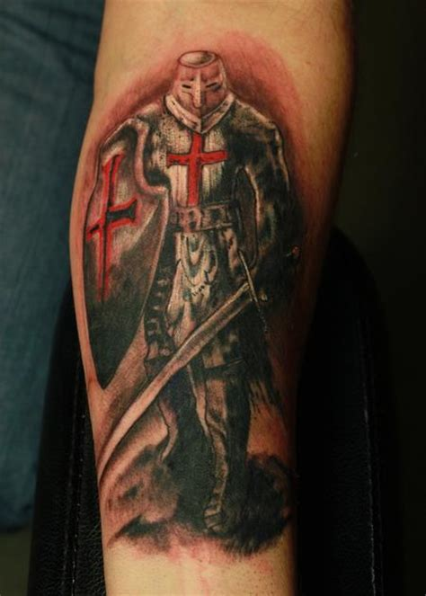 knight templar by steve phipps tattoos