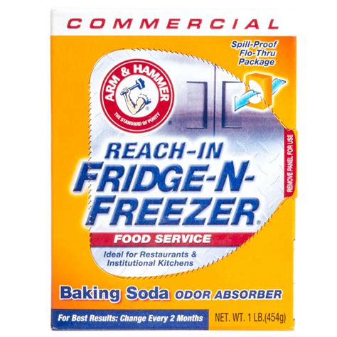 baking soda bathroom odor arm hammer 16 oz fridge n freezer baking soda odor