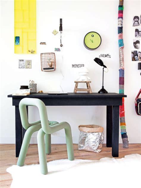 chaise orthop馘ique de bureau bureau chambre ado chambre ado bleu et decor bureau