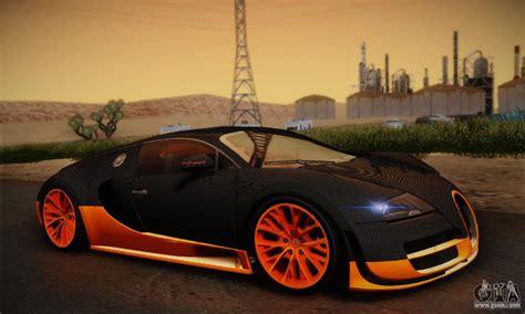bugatti veyron supersport edition bugatti veyron super sport world record edition for gta