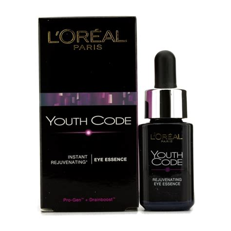 Loreal Youth Code Essence l oreal new zealand youth code rejuvenating eye essence