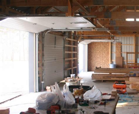 building a new shop construction