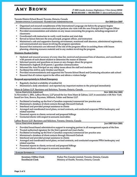 17 best images about resume sles on accounting manager acting resume template