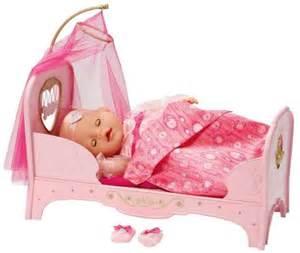 baby born bett zapf baby born interactive bed 163 34 99 here at
