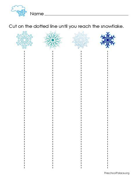 Preschool Scissor Activities Printable | scissor skills printables preschool worksheets