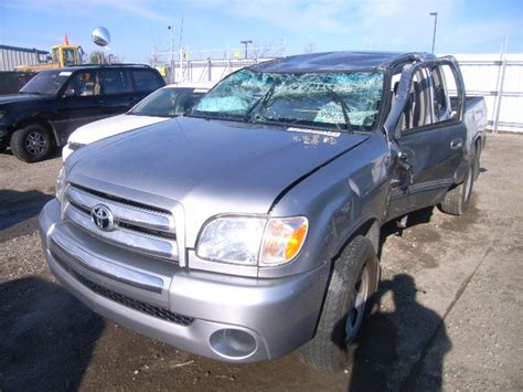 Toyota Junk Yards Used Salvage Parts 2006 Toyota Tundra Sr5 2wd 4 0l V6