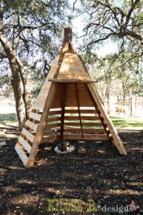 Backyard Play Structure Plans Cedar Play Teepee A How To Killer B Designs