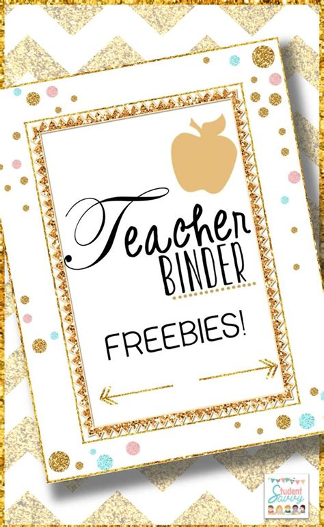 printable binder covers for teachers teacher binder freebies planning for centers scheduling
