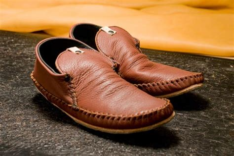 Handcrafted Moccasins - midsummer moccasins cool