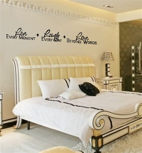inspirational wall decal bedroom wall decal bedroom removable wall decals quotes quotesgram