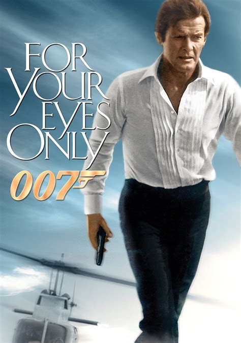 film james bond for your eyes only for your eyes only movie fanart fanart tv