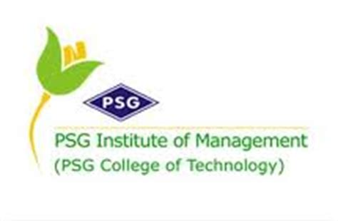 Psg Mba Placements by Psg Institute Of Management Psgim Coimbatore