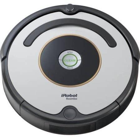 irobot vaccum roomba by irobot 618 robotic vacuum walmart