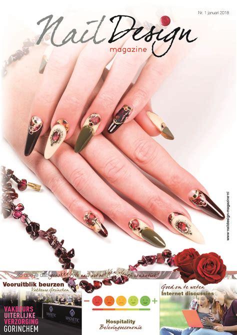 Nail Magazine by Abonneren Nail Design Magazine