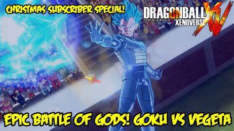 new dare christmas special xenoverse random battles special subscriber faceoff challenge my
