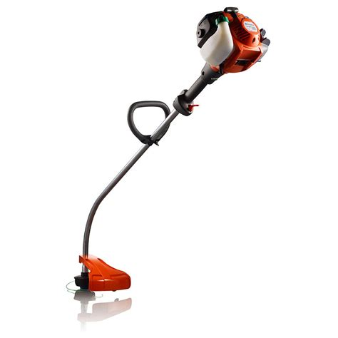 Shop Husqvarna 28 cu cm 2 cycle 128CD 17 in Curved Shaft Gas String Trimmer at Lowes.com