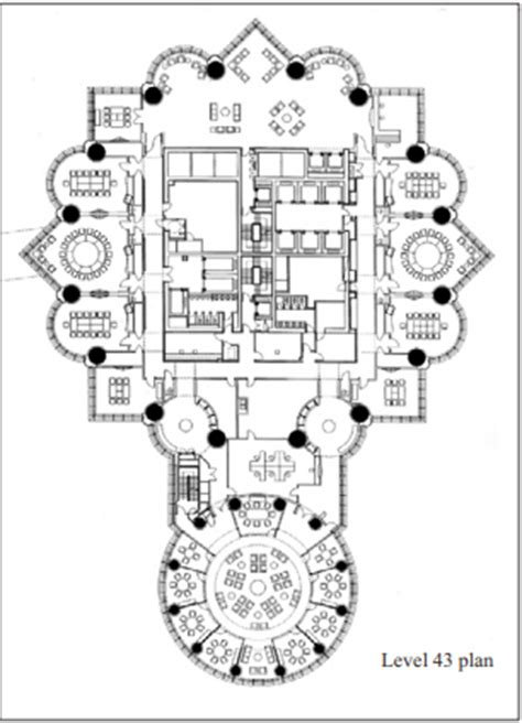 petronas towers floor plan architectural system assignment 2 hubbard petroske
