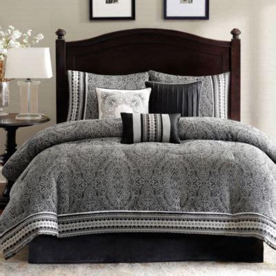 jcpenney comforter set madison park denton 7 pc jacquard comforter set jcpenney