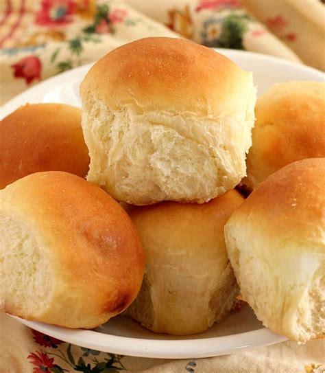 parker house rolls recipe buttermilk dinner yeast rolls bunny s warm oven