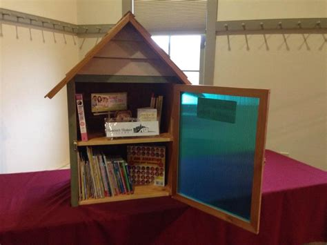 is where the home is books united way installing book houses around berkshires wamc