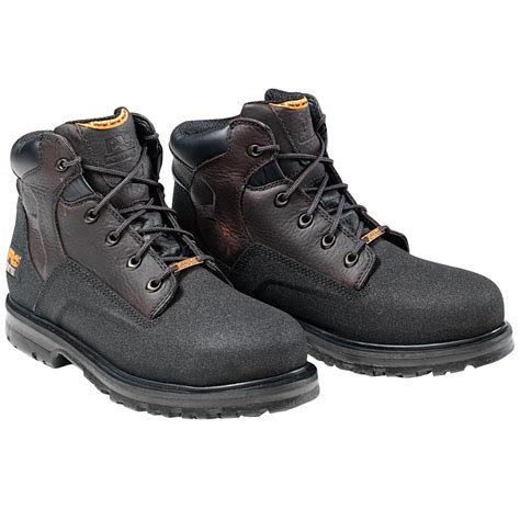 steel toe boots timberland pro 174 powerwelt steel toe work boot 10 m aw