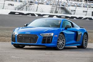 Audi V10 Plus 2017 Audi R8 V10 Plus Is An Iron Supersuit For Rich