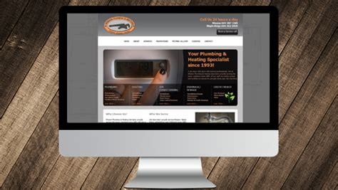 Mission Plumbing by Mission Plumbing Heating Media Design