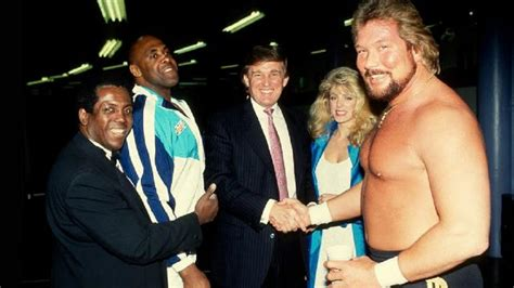 trumpmania vince mcmahon and the of america s 45th president books how s pro past is currently america