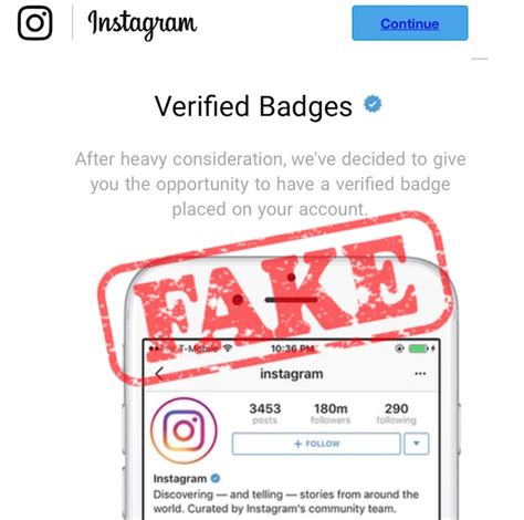 Search Instagram Account By Email Badge Scam Instagram Emails To Beware Of Wolf Millionaire