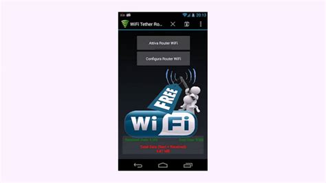 wifi tether router apk descargar wifi tether router apk review para celular android lucreing