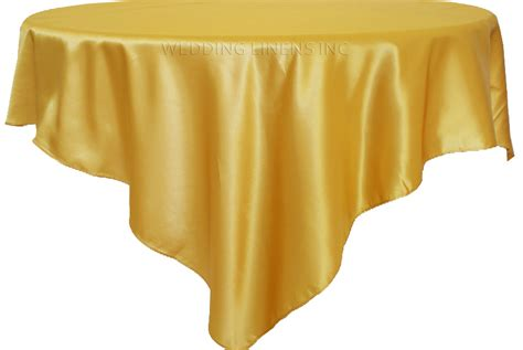 gold table overlay wholesale satin table overlays gold