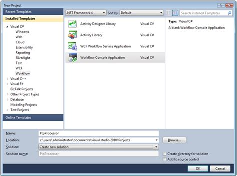 wcf workflow service application tutorial wcf transport channels with windows workflow foundation