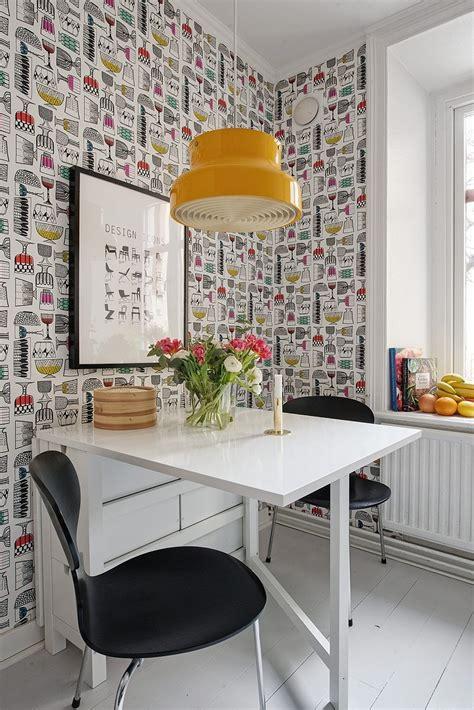 cenefas pintadas en la pared si al papel de pared pintado en la cocina tienda