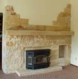 Sandstone Fireplace splitface sandstone fireplace design yellow sandstone fireplace