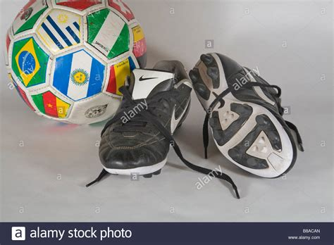 used football shoes used soccer shoes football shoes and a used soccer