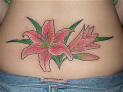 12 cute lily tattoos plus their history amp meaning