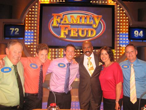 Frey Family Moves To Second Night On Family Feud The What Is A Family Feud